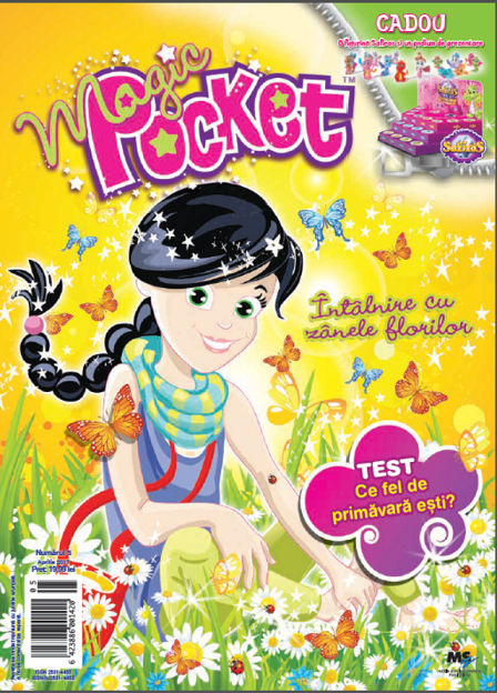 Magic Pocket cu Safiras